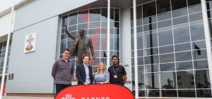 BDB Pitmans scores charity goal by becoming partner of Saints Foundation in Southampton