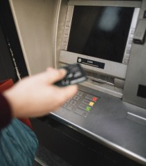 167: Who pays the business rates for ATMs?