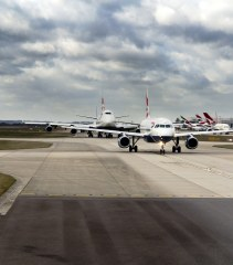 853: Climate change policy pauses Heathrow expansion