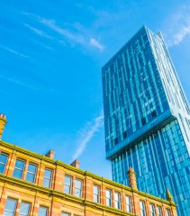 164: Breach of repairing covenant at Manchester's tallest building