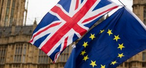 Post-Brexit trade deal agreement discussions between the UK and the EU