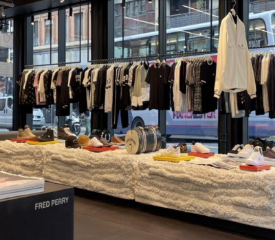 BDB Pitmans supports Fred Perry with flagship Manchester venture