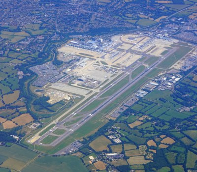 836: Gatwick can have a second runway
