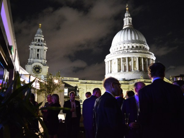 Event round up: Christmas party with our planning and infrastructure team