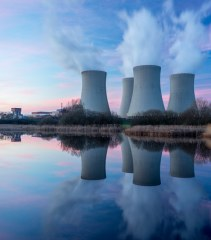 842: Drax decision highlights energy NPS age