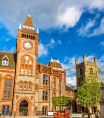 Reading named second most business-friendly small city in Europe in report by the FT