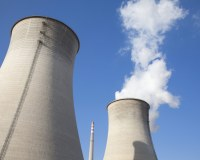903: First carbon captured power applications made