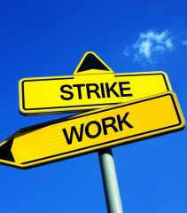 Can an employee refuse to work following a breach by the employer?