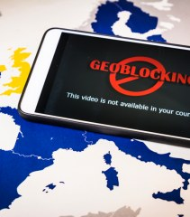 Are you geo-blocking?