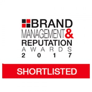 BRAND MANAGEMENT AND REPUTATION AWARDS 2017