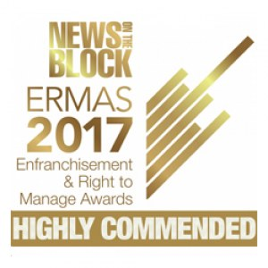 THE ENFRANCHISEMENT AND RIGHT TO MANAGE AWARDS 2017