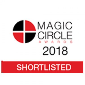 MAGIC CIRCLE AWARDS 2018