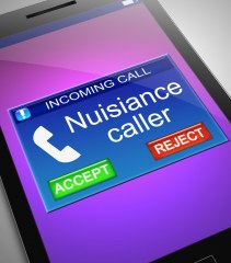 Personal liability for directors over nuisance calls