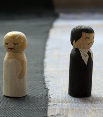 The wait for divorce continues to increase as regional divorce centres try to process a backlog of older cases